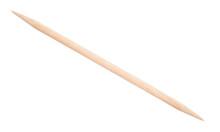 Wooden Toothpick. Macro
