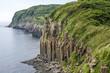 生月島の塩俵の断崖