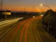 Highway Lightpainting