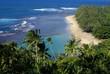 Hawaii Strandlandschaft Panorama
