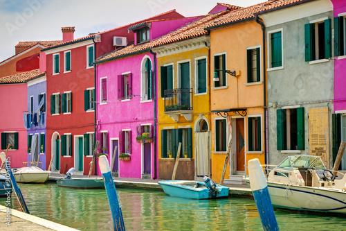 Fototapety, obrazy: Venice Burano island