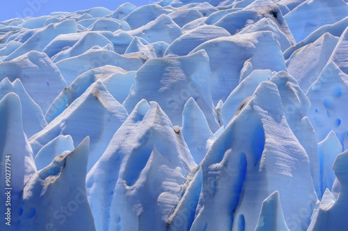 Fényképezés  Blue Ice Maze