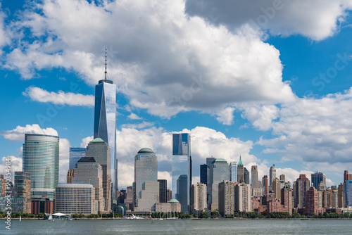 Foto op Aluminium New York New York City skyline