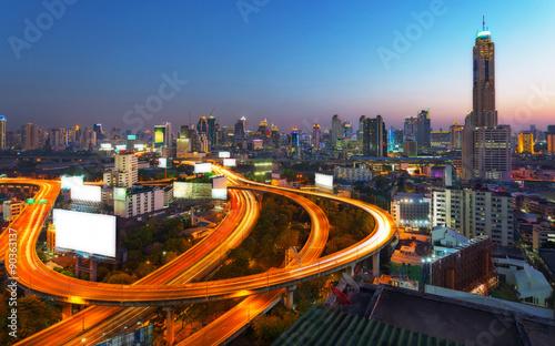 Photo  Cityscape of bangkok
