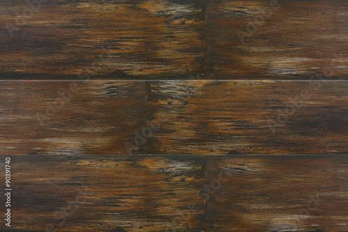 Fotobehang Vissen Wood texture