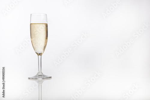 Bicchiere flute da prosecco