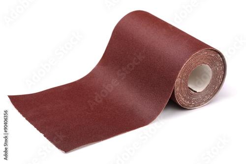 Photo Sandpaper roll