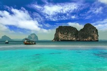 Paradise  Island At Kohngai  Trang Thailand