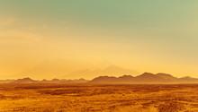 Sunrise In A Stone Desert - Mo...