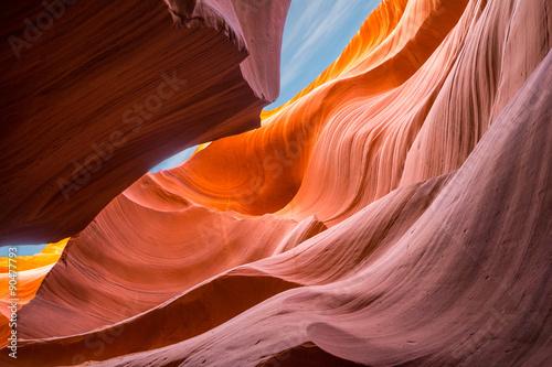 Keuken foto achterwand Antilope Antelope Canyon, Arizona, USA, Lake Powell