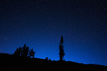 Night Sky At The Grand Teton N...