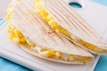 Breakfast - Two Tortillas Or W...