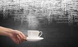 Es kommt die Kaffeepause