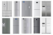 Refrigerators Set
