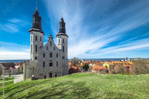 Fotomural  Visby Gotland