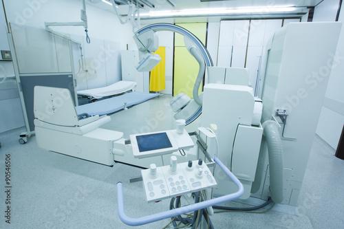 Fotografie, Obraz  Hospital room with modern x-ray machine