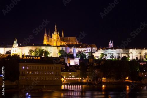 Fotografie, Obraz  Night Prague