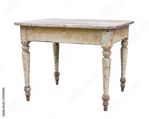 Schoner Alter Vintage Antiker Tisch Shabby Chic Buy This Stock