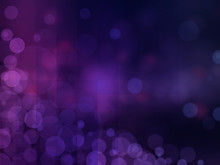 Blurred Out Of Focus Burgundy Purple Background