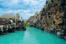 Beautiful Landmark Las Grietas Is A Geological Canyon Formation