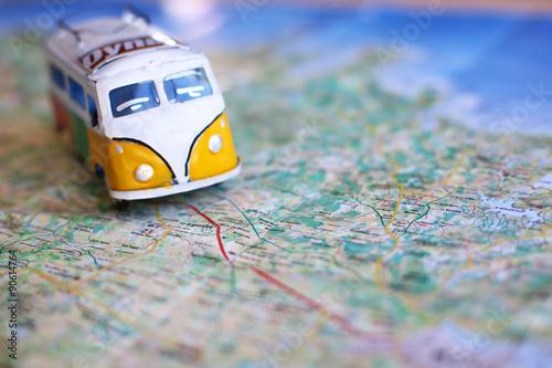 Fotografía  Viajar en la carretera