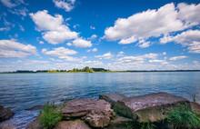 Detroit River Shoreline