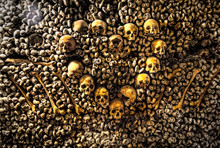 Catacombs Of Paris - Skulls And Bones In The Realm Of The Dead -9