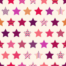 Seamless Stars With Geometric ...