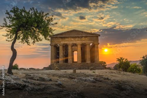 Photo Concordia Temple