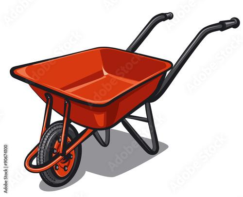 wheelbarrow Tapéta, Fotótapéta