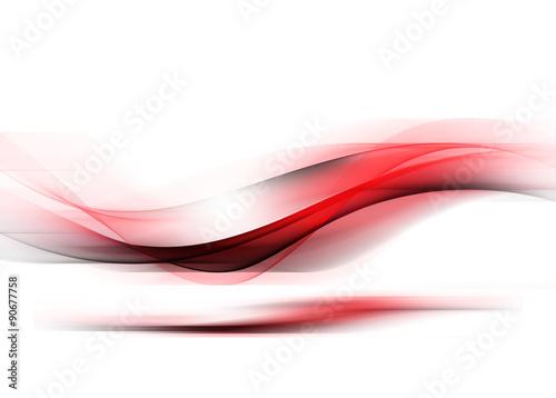 Beyaz Arkaplana Kırmızı