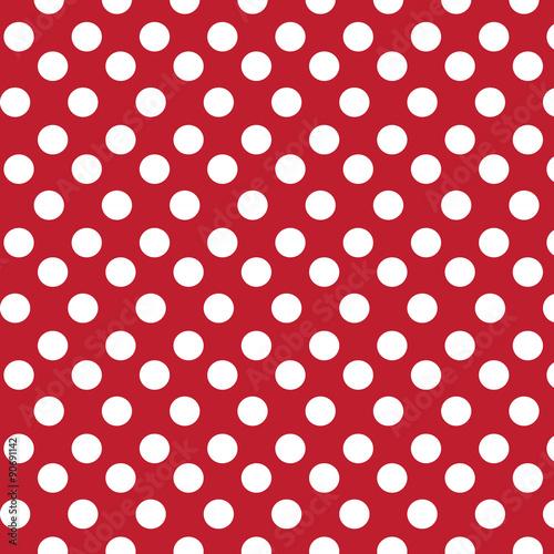 bialo-czerwone-kropki
