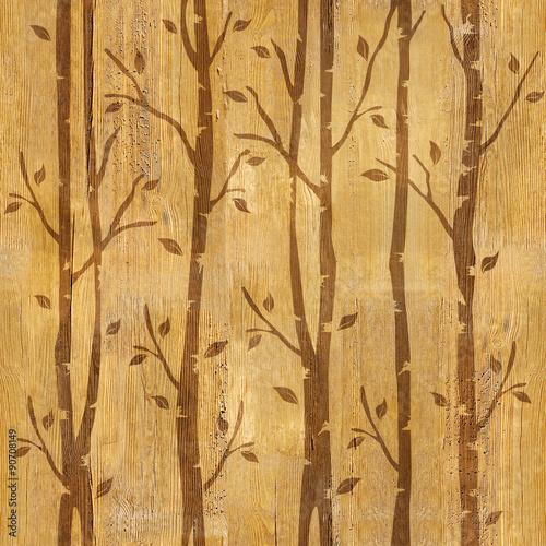 abstrakcjonistyczni-dekoracyjni-drzewa-drewniana-powierzchnia-bezszwowy-tlo-