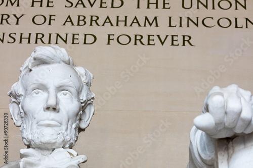 Fotografia  The Lincoln Memorial