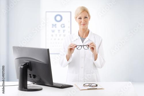 Fotografía  Female doctor portrait
