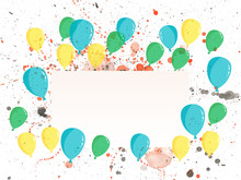 Colorful Flat Happy Birthday G...
