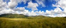 Scottish Highlands Panorama