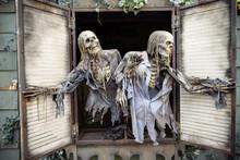 Halloween Ghost Haunted House
