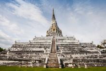 Wat Phu Khao Thong, Thailand