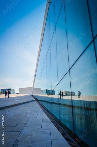 Photo  Oslo Opera