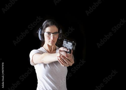 Fotografía  Arma de la mujer