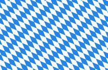 Bayern Rauten Blau Hintergrund...