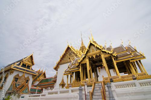 Royal grand palace in Bangkok,Thailand Poster