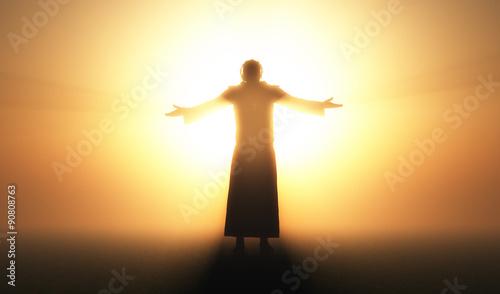 Tablou Canvas Crucifix