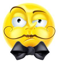 Snooty Emoji Emoticon