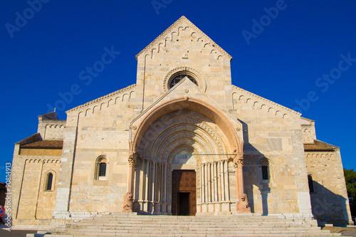 Fotografia, Obraz  Antica cattedrale di Ancona