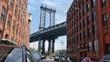 Manhattan Bridge from DUMBO Brooklyn