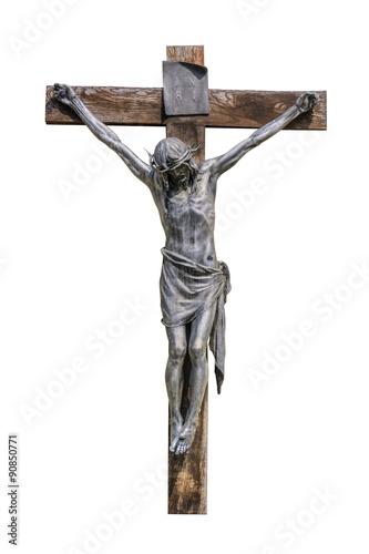 Crucifix Fototapete