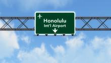 Honolulu USA Airport Highway S...