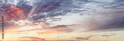 Valokuva Summer sky